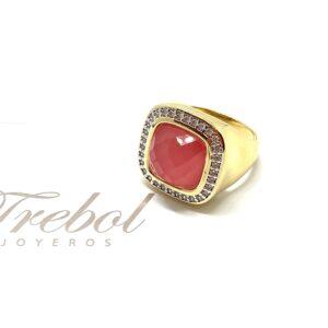 anillo coral